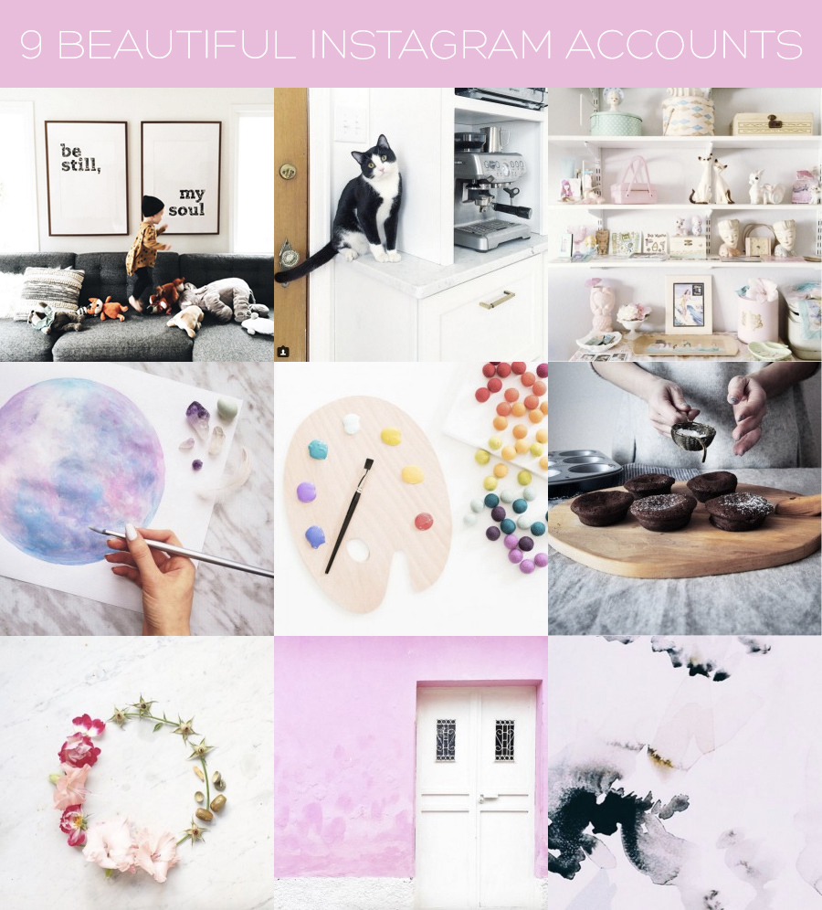 Blog 9 beautiful instagram accounts you need to follow House beautiful account