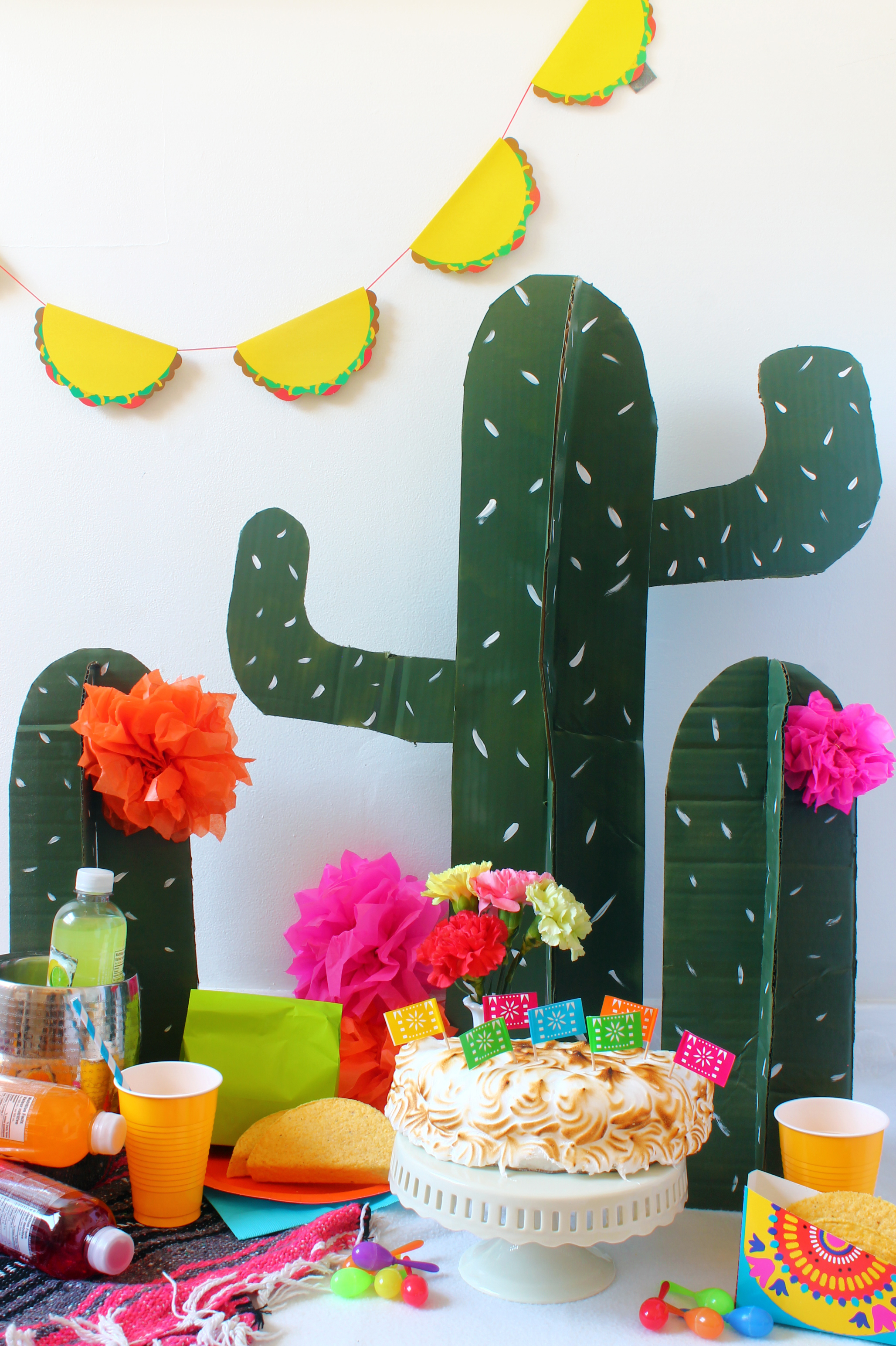 DIY | Cactus Props - Squirrelly Minds