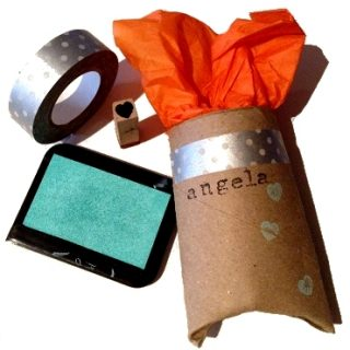 Paper Roll Gift Wrap