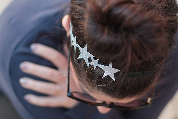DIY Star Headband | Squirrelly Minds