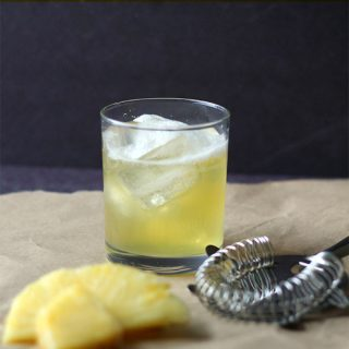 Eat | The Pineapple Haze Cocktail