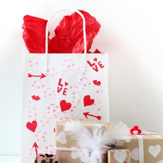 DIY | Valentine's Day Stamps