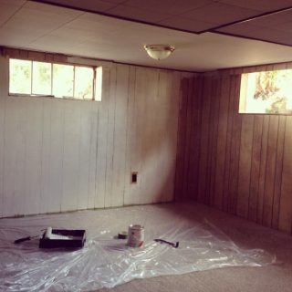Home | The Bungalow Basement Renovation – Before