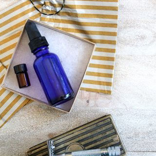 DIY | Beard Oil for Father's Day