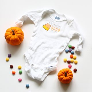 DIY | Printable Halloween Onesie