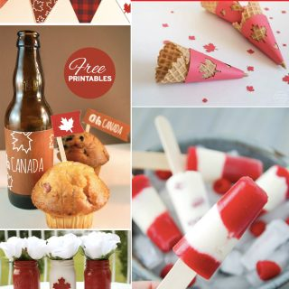 Canada Day and 4th of July Ideas