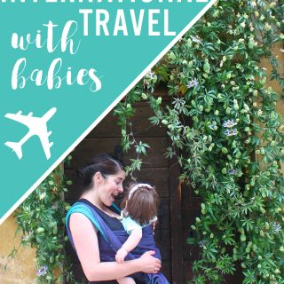 Tips for International Travel with Babies