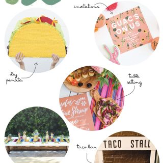 Entertain | Taco Party Inspiration