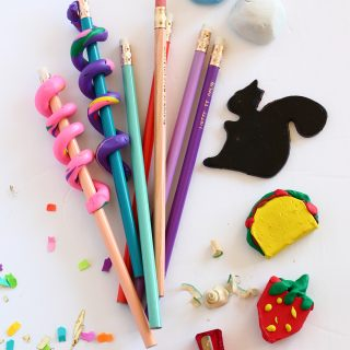 DIY | Four ways to make DIY Erasers