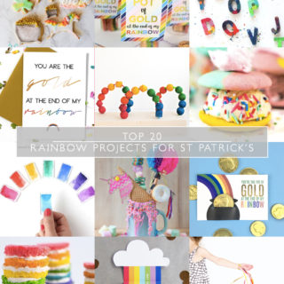 Top 20 Rainbow Projects for St Patrick's Day