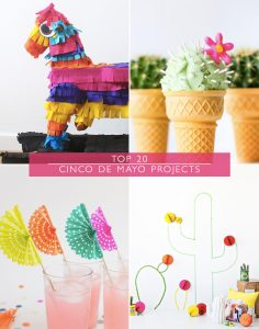 Top 20 Cinco de Mayo Projects | Squirrelly Minds