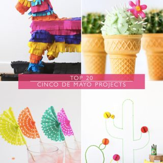 Top 20 Cinco de Mayo Projects