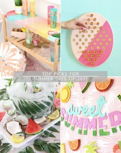 Top Picks for Summer DIY'S of 2017 | Squirrelly Minds