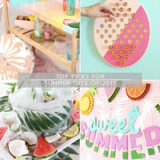 Top Picks for Summer DIY'S of 2017