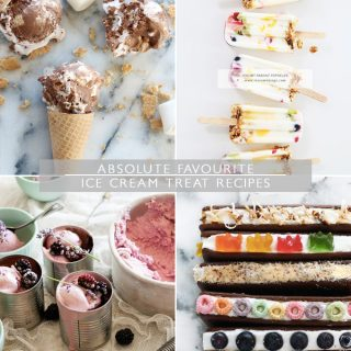 Favourite Ice Cream Treat Recipes