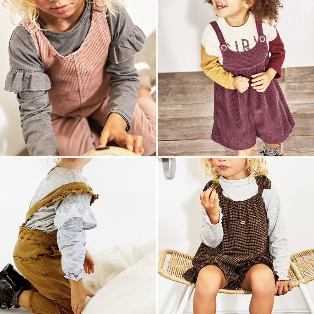 The best places to buy modern classic vintage baby girl clothes - All Images by Mabo | Squirrelly Minds