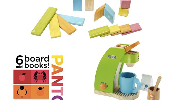 Gift List Ideas for Infants and Toddlers all found on amazon prime