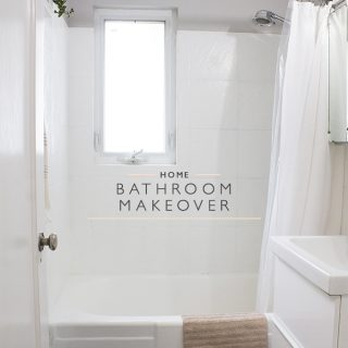 Small Bathroom Makeover