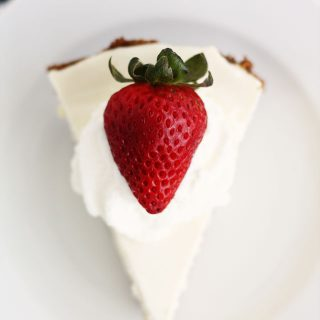 Eat | Easy 3-Layer Cheesecake