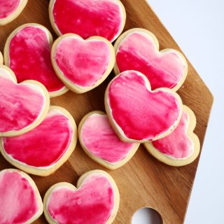 Eat | Ombre Sugar Cookies