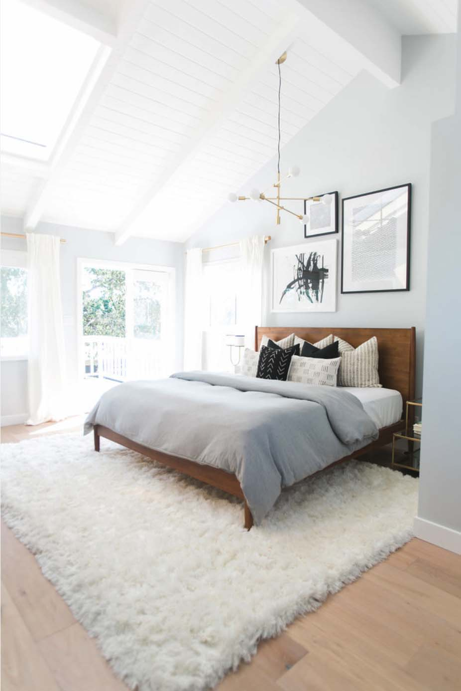 Mock Up Bedroom Design and Inspiration - Squirrelly Minds on Room Decir  id=33345
